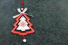 Boże Narodzenia Claus i Santa Zdjęcie Royalty Free