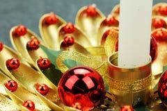Boże Narodzenia Claus i Santa Zdjęcie Stock
