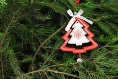 Boże Narodzenia Claus i Santa Zdjęcia Stock