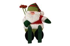 boże narodzenia Claus Santa Obrazy Stock