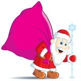 boże narodzenia Claus Santa ilustracji