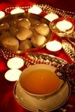 boże narodzenia herbaciani Fotografia Stock