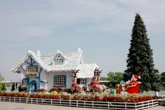 Boże Narodzenia home3 Zdjęcia Royalty Free