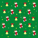 Boże Narodzenia i nowy rok symbole Obrazy Stock
