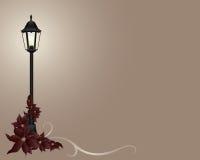 boże narodzenia lampowi Zdjęcie Royalty Free