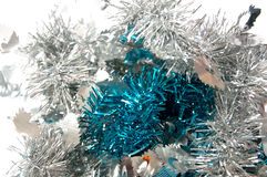 Boże Narodzenia lub Nowy Rok dekoracja Obraz Royalty Free