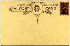 boże narodzenia pocztówkowi Zdjęcie Stock