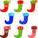 Boże Narodzenia Podsyca ilustracje Obrazy Royalty Free