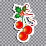 Boże Narodzenia symbols-07 Fotografia Stock