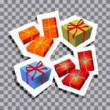 Boże Narodzenia symbols-04 Fotografia Stock