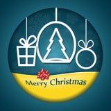 Boże Narodzenia vector Zdjęcia Royalty Free