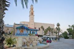 Boże Narodzenia w Jaffa Obraz Royalty Free