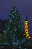 Boże Narodzenia w Londyn Obraz Stock