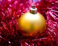 Boże Narodzenie 001 dekoracja Obrazy Stock