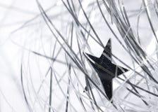 boże narodzenie abstrakcjonistyczna dekoracja Fotografia Stock