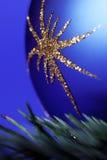 boże narodzenie balowy ornament Zdjęcia Stock