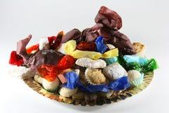 boże narodzenie cukierki Obraz Stock