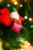 boże narodzenie dekoracje Fotografia Royalty Free