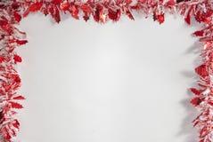 Boże Narodzenie deska na nowym roku Fotografia Stock