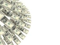 boże narodzenie dolarów Zdjęcia Stock
