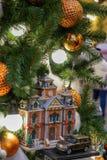 Boże Narodzenie dom obrazy stock