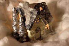 Boże Narodzenie dom Fotografia Stock