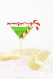 boże narodzenie drinka na koktajl Zdjęcie Royalty Free