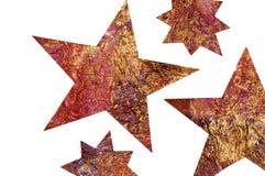 boże narodzenie gwiazdy Zdjęcie Royalty Free