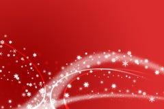 boże narodzenie ilustracji czerwony Fotografia Royalty Free