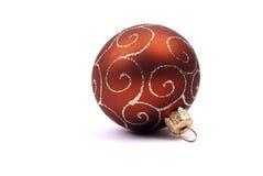 boże narodzenie ornament Zdjęcia Royalty Free