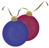 boże narodzenie ornamentu drzewo Fotografia Stock