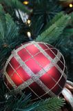 Boże Narodzenie ornamenty zdjęcia royalty free