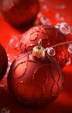 boże narodzenie ornamenty Zdjęcia Stock