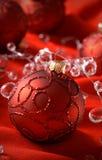 boże narodzenie ornamenty Obrazy Royalty Free