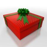 boże narodzenie prezent Zdjęcie Stock