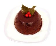 boże narodzenie pudding Obraz Stock