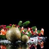 boże narodzenie rabatowy nowy rok Fotografia Stock