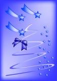 boże narodzenie w nowym roku royalty ilustracja