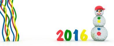 boże narodzenie w nowym roku Zdjęcie Stock
