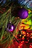 Boże Narodzenie zabawka Zdjęcie Stock