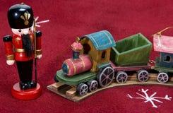 boże narodzenie zabawki Obrazy Royalty Free