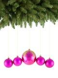 Boże Narodzenie zabawki Zdjęcia Stock