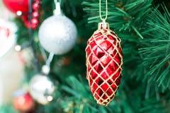 Boże Narodzenie zabawki garbek Fotografia Stock