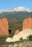 boże ogrodowych szczyt szczupaki Zdjęcie Royalty Free
