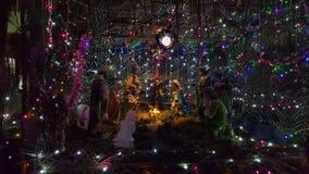 Bożego Narodzenia przedstawienie obraz stock