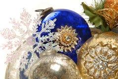 Bożenarodzeniowe dekoracje. Obrazy Royalty Free