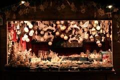 Bożenarodzeniowe dekoracje w Monachium Zdjęcie Royalty Free