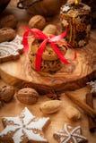 Bożenarodzeniowi ciastka Fotografia Stock