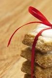 Bożenarodzeniowi ciastka Obrazy Stock