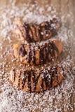 Bożenarodzeniowi ciastka Obrazy Royalty Free